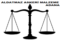 ALDATMAZ ASKERİ MALZEME