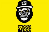 stickermess