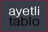 Ayetli Tablo